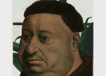 'Portrait of Fat Man', d'Oliver Osborne