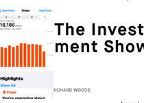 'The Investment Show', de Richard Woods